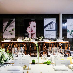 解锁护肤方程,唤醒有机奇迹 ——BEYORG携手澳洲有机品牌An Organic Revolution (A.O.R)举办媒体晚宴