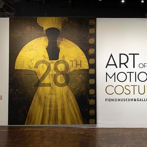 动态影像服装设计的艺术: FIDM博物馆展览开幕之夜和 Ruth Carter采访由Stacy Fan访问