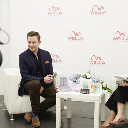 时尚芭莎专访科蒂专业美发部门电子商务高级副总裁Chris Chesebro