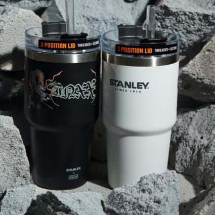 国际高街潮流平台INXX携手STANLEY 将潮流灌入了保温杯