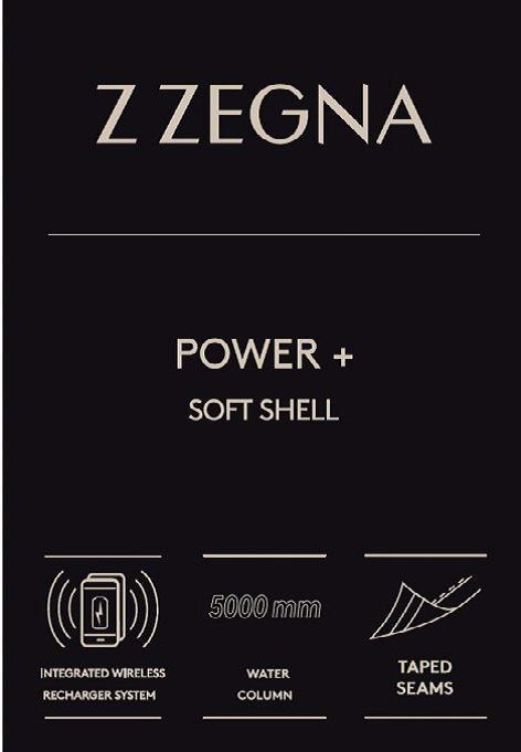 Z ZEGNA 2019冬季系列 POWER + 夹克内标细节  (1)
