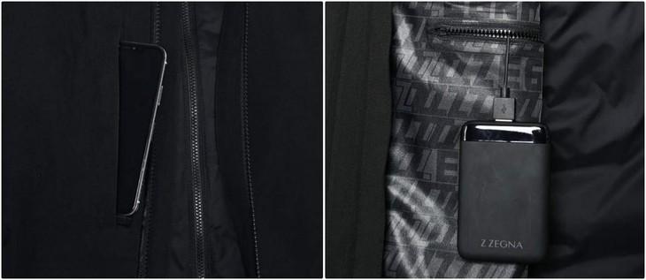 Z ZEGNA 2019冬季系列 POWER + 夹克设计细节  (1)-side