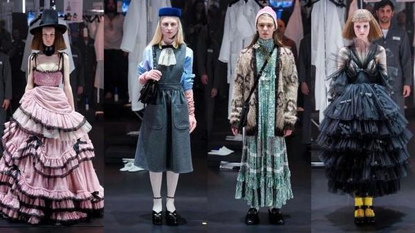 时尚芭莎90秒|米兰时装周:聚焦女性力量