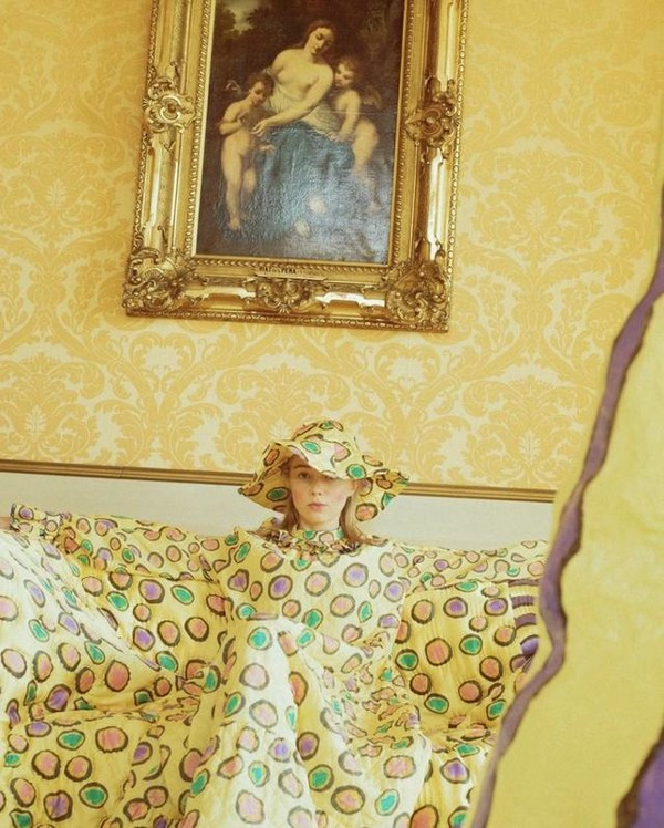 开远程会议的你,怎么能少得了一件好看的睡衣?
