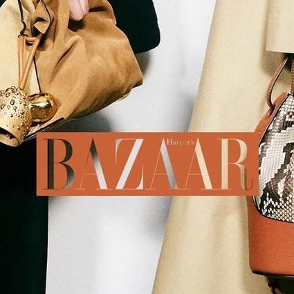 时尚芭莎90秒|LOEWE的包包,最近是怎么回事?