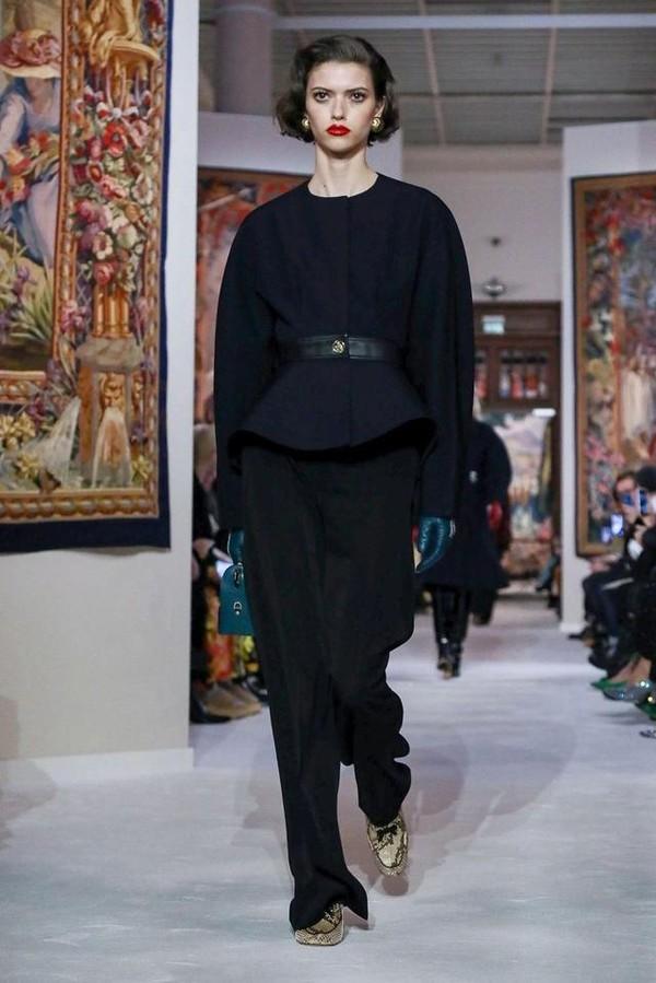 横跨百年,Lanvin和Givenchy为你讲述优雅的变化