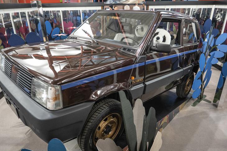 30届Milano Unica现场-Panda电动汽车