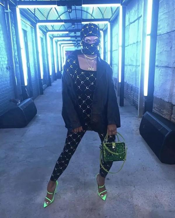 时尚界的口罩跟我想的有点不一样?
