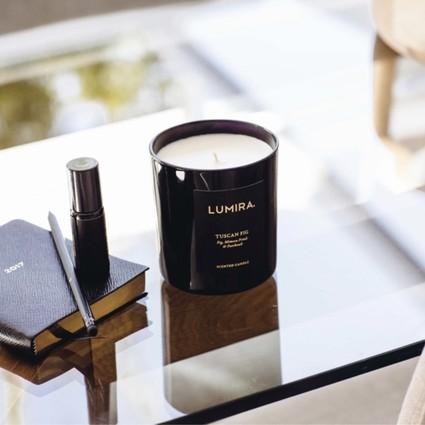 来自澳洲的小众奢华家居香氛――LUMIRA