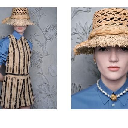 DIOR迪奥 二零二零春夏成衣系列 自然风姿
