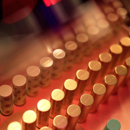 古驰于上海百乐门举办唇膏系列上市活动
