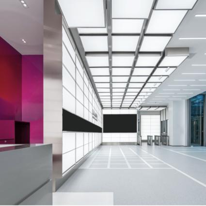 光的未来诗・锦莳设计用设计实践致敬生命  打造中国健康物联网创新中心全新形象