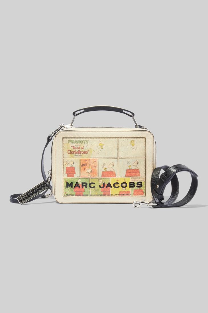 PEANUTS X MARC JACOBS THE BOX BAG售价6,150