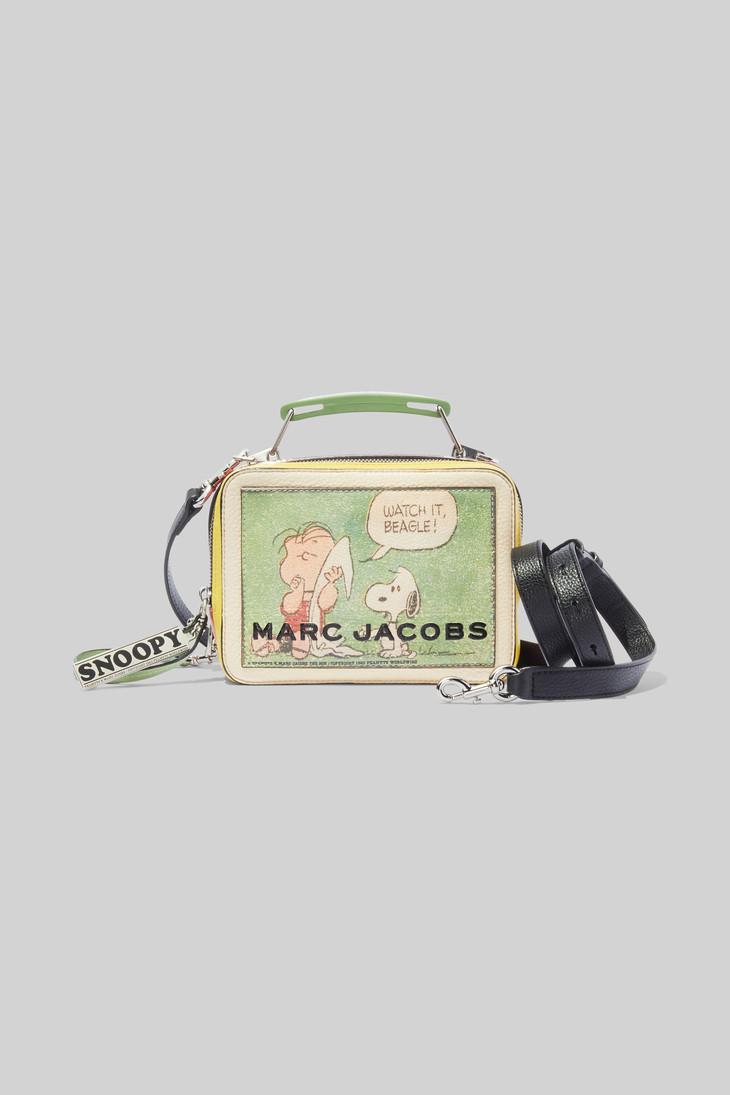 PEANUTSX MARC JACOBS THE MINI BOX BAG 售价:5,550.00