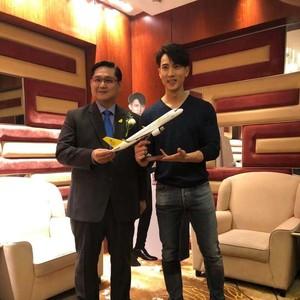 文莱皇家航空公司首航北京大兴国际机场