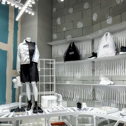 MM6 Maison Margiela于SKP-S揭幕全新零售形象