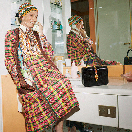 古馳Sylvie 1969系列手袋  當經典遇上摩登