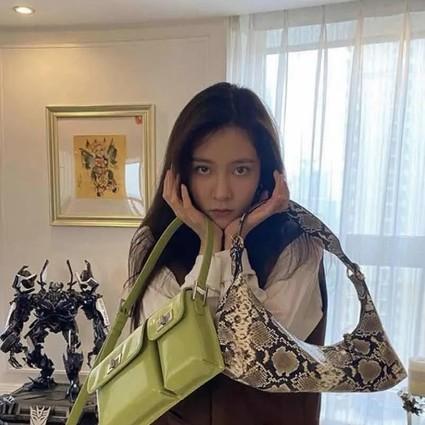 女明星在線求助網友選包?因為這些小眾包包真的太美了!