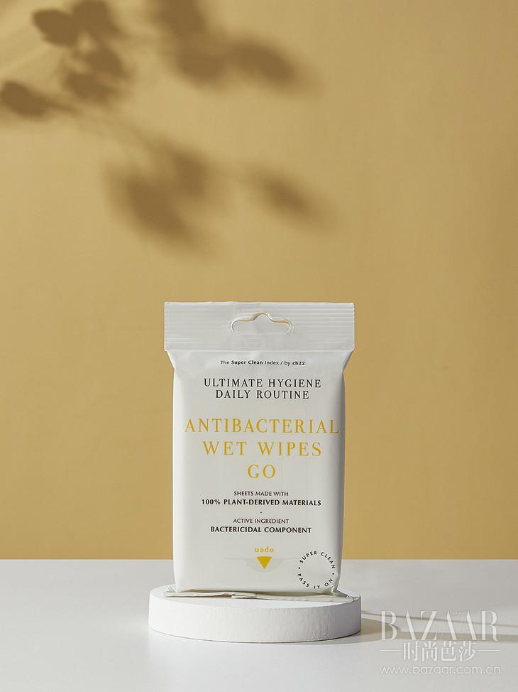 ch22 Super Clean系列 - 天然植物除菌便携湿巾
