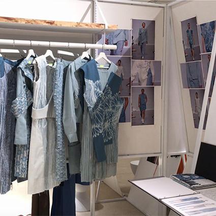 """面料改造与解构,让设计师贾济如走进CFDA """"Fashion Future Graduate Showcase"""""""