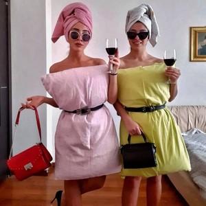 疫情在家,纽约华人博主们玩出时尚新花样