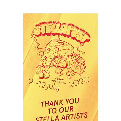 Stella McCartney推出Stellafest --反对暴力侵害女性的线上音乐节