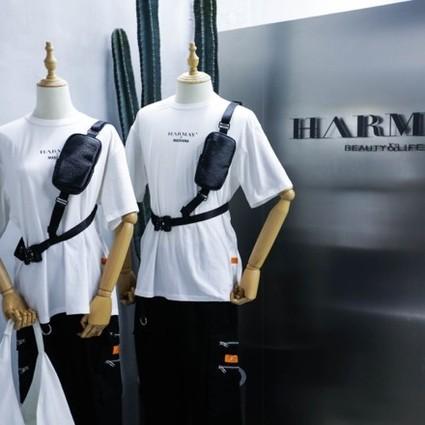 HARMAY�梅携手设计师品牌MASHAMA发布联名款限定系列
