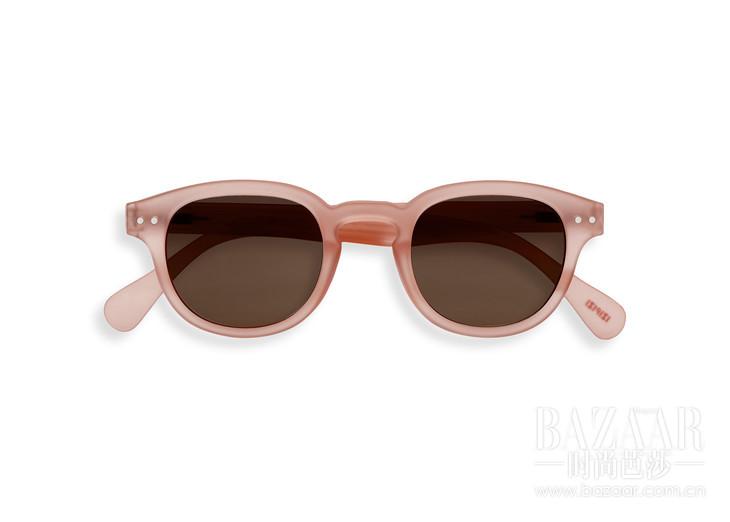 IZIPIZI Bloom系列 太阳镜 珊瑚橙 C款 01
