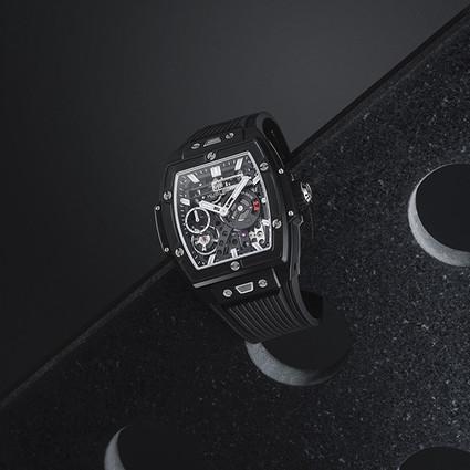 创新不止于腕间, HUBLOT宇舶表全新腕表于微信会员中心限量发售