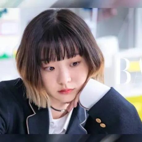 《梨泰院Class》金多美短发造型惹人爱,齐刘海才是加分项!