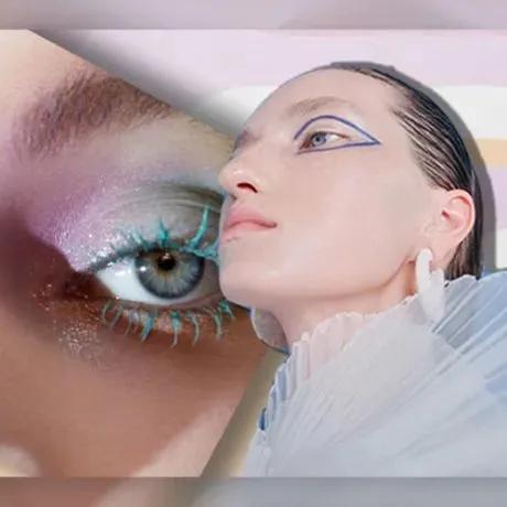 """我的眼妆也可以被称为""""别人家的""""眼妆了!"""