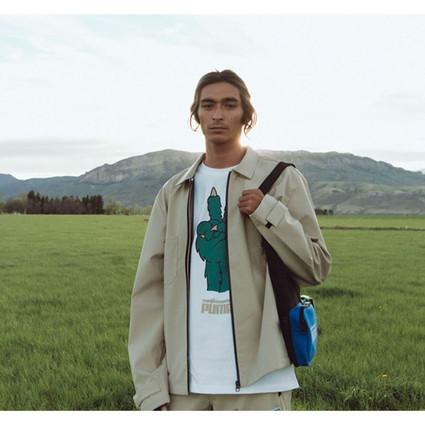 PUMA再度携手THE HUNDREDS推出全新联名系列,聚焦可持续时尚美学