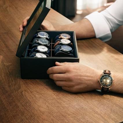 万宝龙全新明星系列寰宇世界时腕表  为腕表爱好者和旅行者量身打造的经典优雅时计