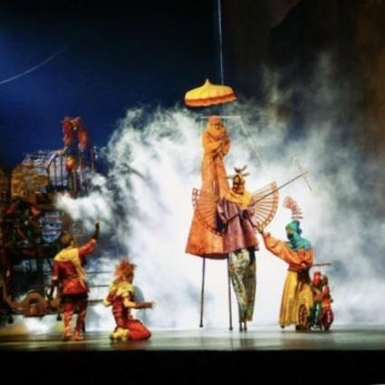 欢乐与经典仍将延续 杭州新天地的太阳马戏准备复演