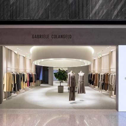 意大利天才设计师品牌Gabriele Colangelo全球首店开幕