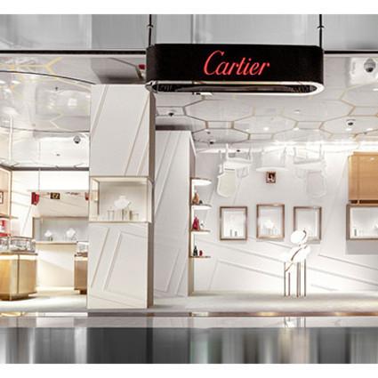 卡地亞呈現Clash de Cartier限時主題精品店