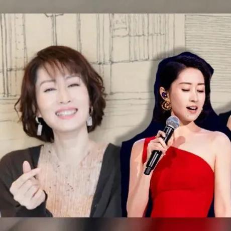 你觉得刘敏涛只是短暂的忘我表演?其实她已经飒了很多年!