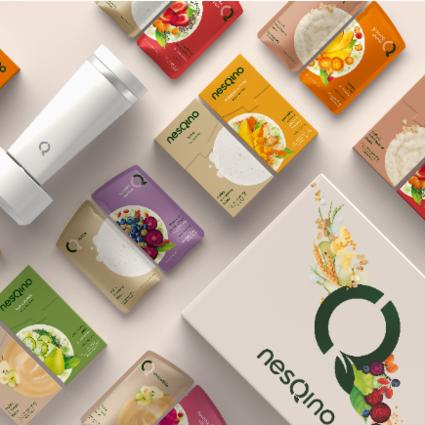 自在由我,诺萃怡刻 ――雀巢中国全球首发nesQino诺萃怡刻智能个人健康轻餐方案