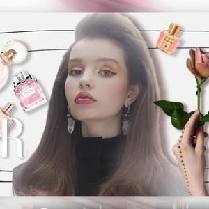 梦幻七夕,我和粉色香水有个约会!