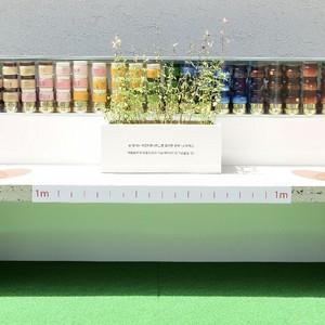 迎世界环境日,爱茉莉太平洋利用回收化妆品空瓶制作升级再造长椅