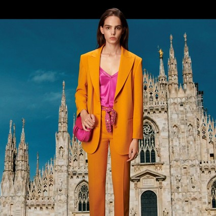 Alberta Ferretti 2021早春度假系列 - 浪漫的意大利之旅