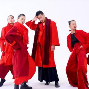 京·尚——北京联合大学毕业生作品云秀场亮相中纺永景·2020中国国际大学生时装周