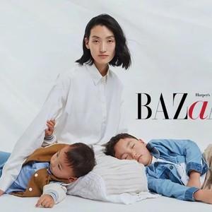 张丽娜24小时 | 温柔、有趣、专注,你想不到的超模妈妈如此多面