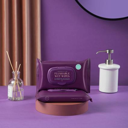 打开精致生活新领域   ch22好安心湿厕纸呵护厕后健康