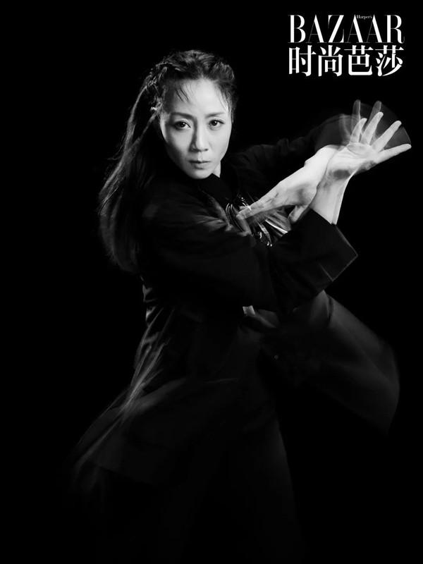 从学武术到成为动作指导,这位酷女孩的飒不只是在银幕