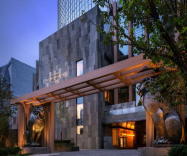 """重遇之""""瑞""""·北京瑰丽酒店瑞阁行政酒廊回归"""