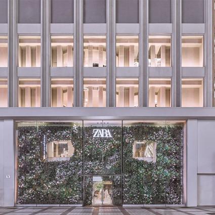 Zara亚洲最大门店于北京盛大开业 最新科技元素带来整合、可持续的购物体验