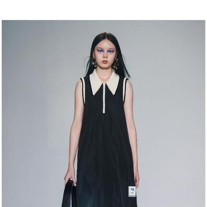 运动与时尚的全优生 MAIA ACTIVE × Short Sentence 联名系列上海时装周发布