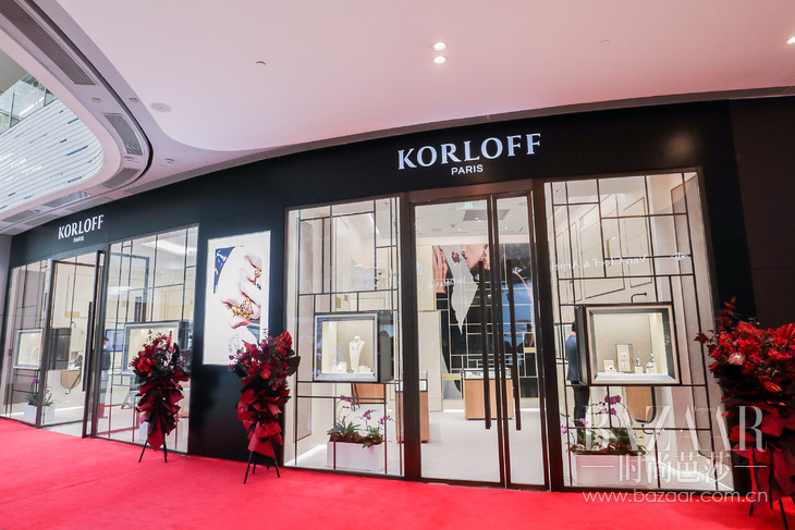 Korloff卡洛芙中国首家精品店4