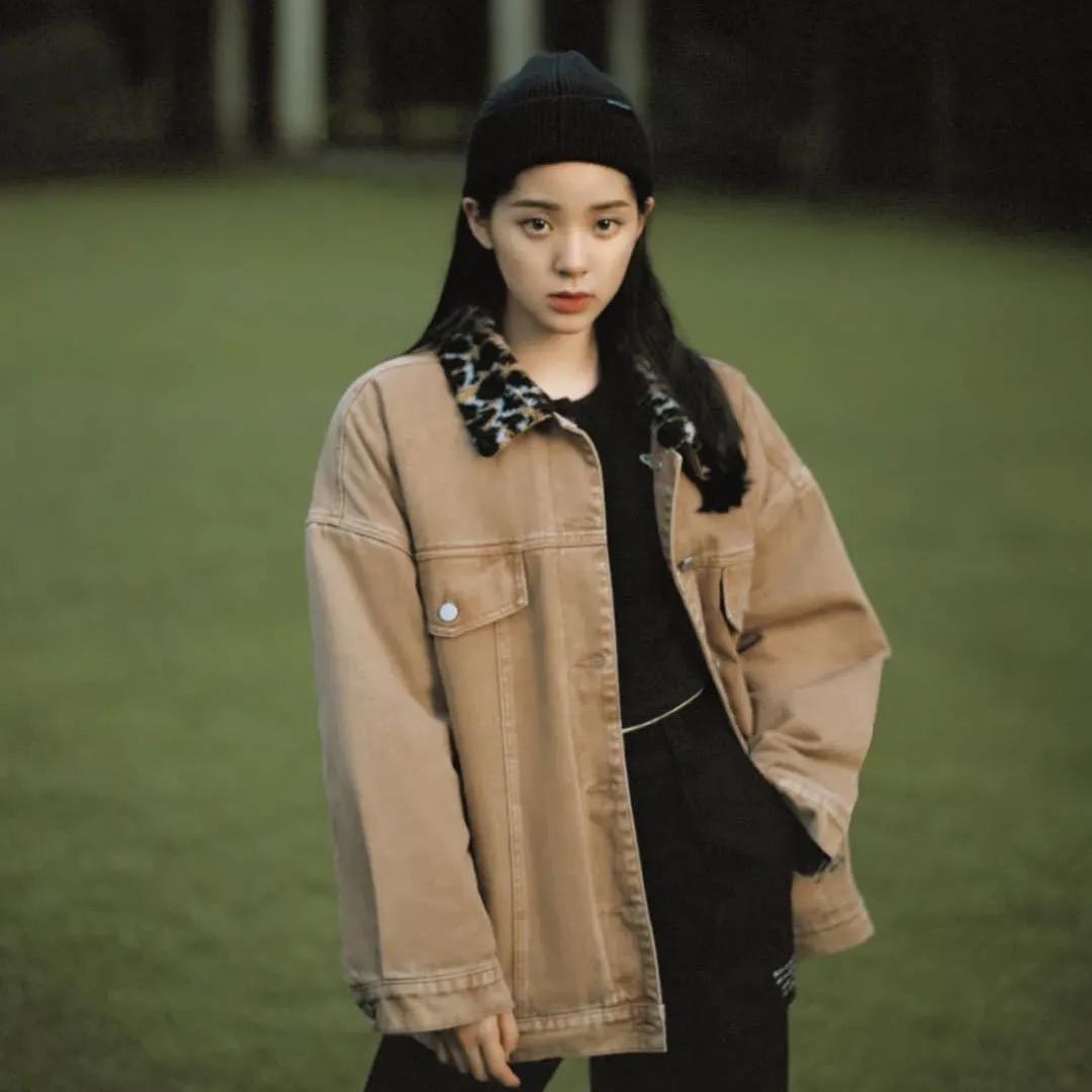 最近杨幂欧阳娜娜都在穿的外套shacket,到底是什么?